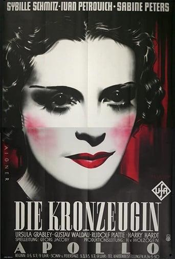 Poster of Die Kronzeugin