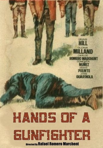 Poster of Hands of a Gunfighter