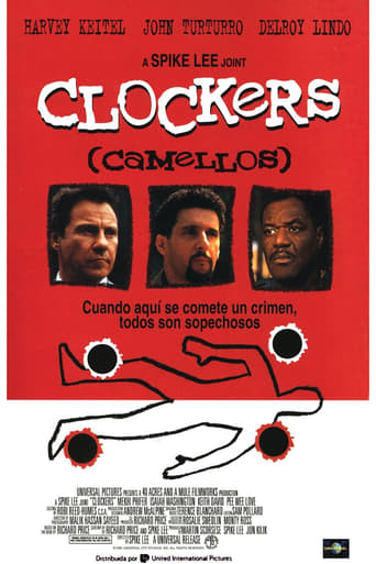 Poster of Clockers (Camellos)