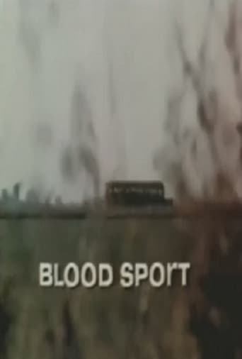 Poster of Blood Sport
