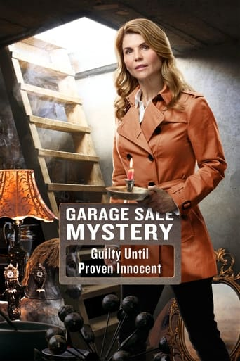 Garage Sale Mystery: Guilty Until Proven Innocent