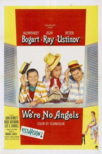 Poster of We're No Angels