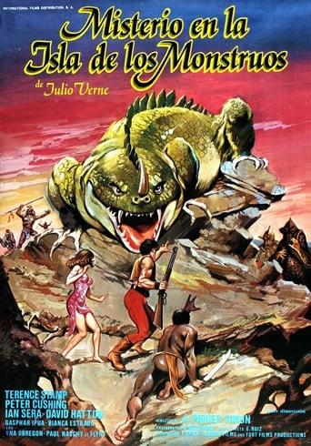Poster of Misterio en la isla de los monstruos