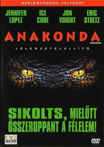 Poster of Anakonda