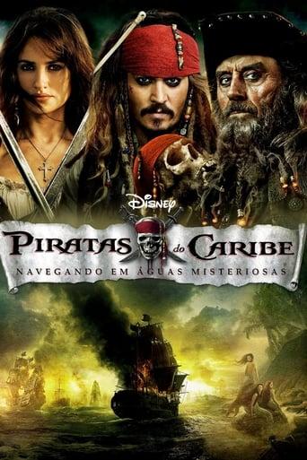 Piratas das Caraíbas - Por Estranhas Marés