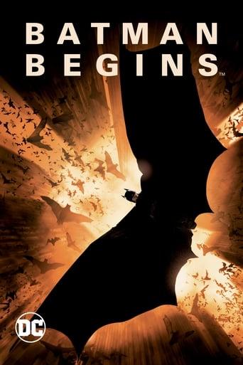 Poster of Batman Begins