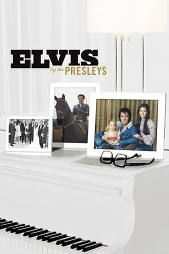 Poster of Elvis by the Presleys