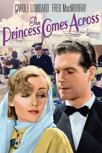 Poster of The Princess Comes Across