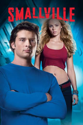 Smallville As Aventuras do Superboy 7ª Temporada - Poster