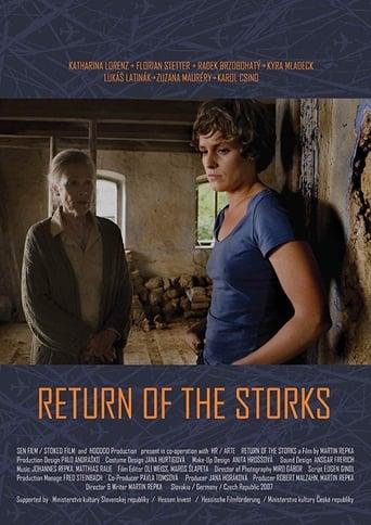 Poster of Return of the Storks