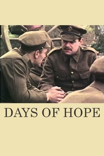 Poster of Days of Hope