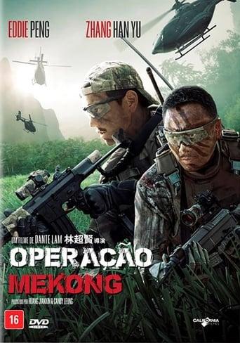 Operação Mekong - Poster