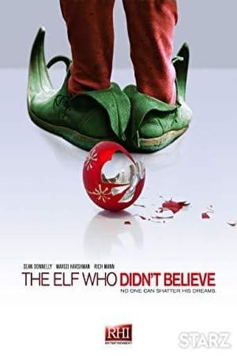 Poster of The Elf Who Didn't Believe