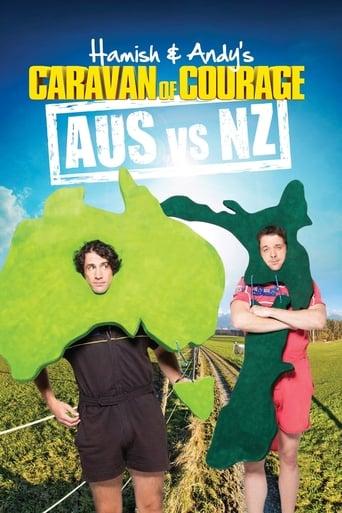 Poster of Hamish & Andy's Caravan of Courage: Aus vs NZ