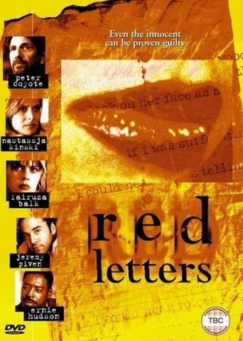 Poster of Red Letters