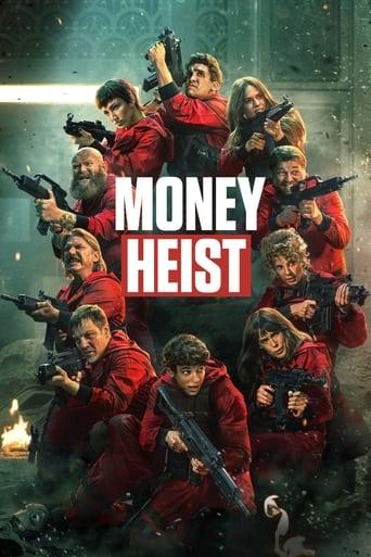 Poster of Money Heist
