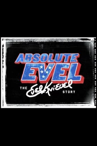 Poster of Absolute Evel: The Evel Knievel Story