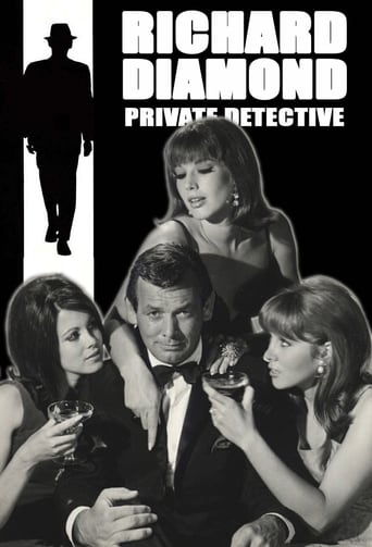 Poster of Richard Diamond, Private Detective