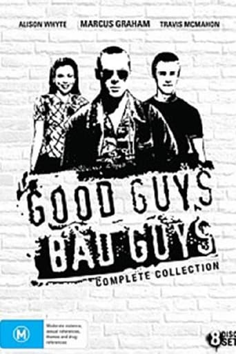 Capitulos de: Good Guys, Bad Guys