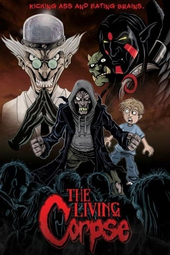 Poster of The Amazing Adventures of the Living Corpse