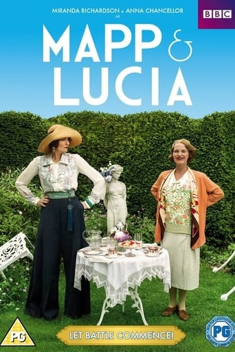 Poster of Mapp and Lucia