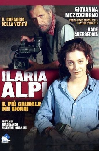 Poster of Ilaria Alpi: The Cruelest Days