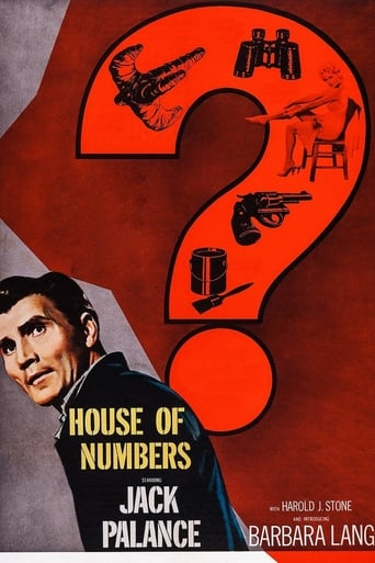Poster of House of Numbers