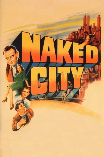 The Naked City Poster