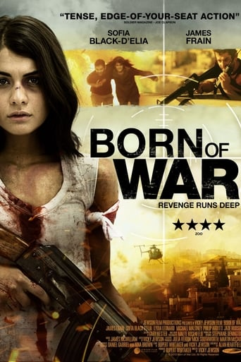 Poster of Born Of War