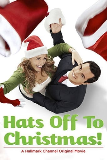 Poster of Hats Off to Christmas!