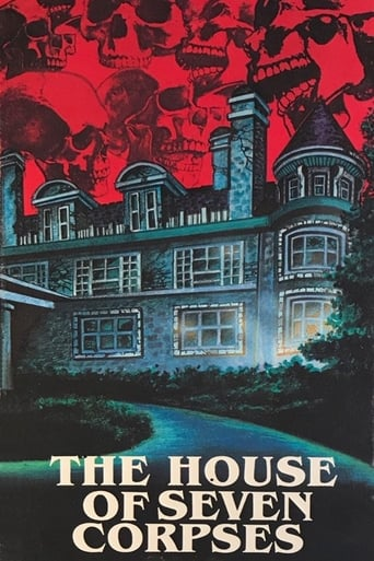 Poster of The House of Seven Corpses
