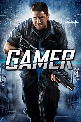 Gamer (2009) - poster