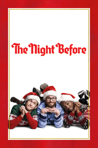 Poster of The Night Before