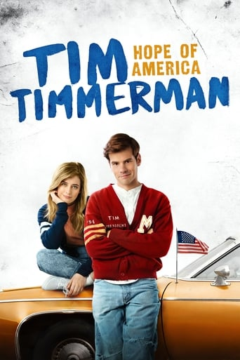 Poster of Tim Timmerman: Hope of America