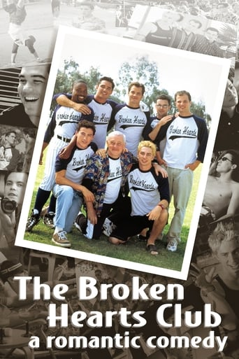 Poster of The Broken Hearts Club: A Romantic Comedy