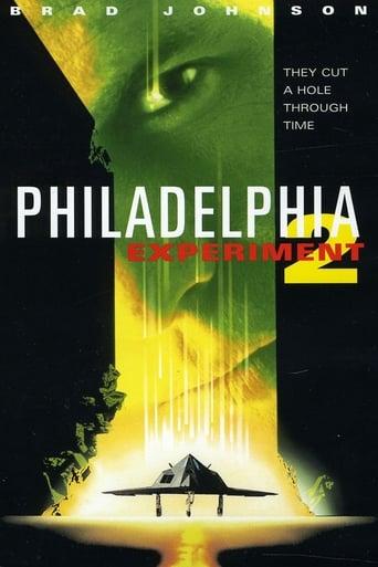 Poster of Philadelphia Experiment II