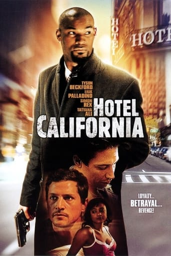 Poster of Hotel California