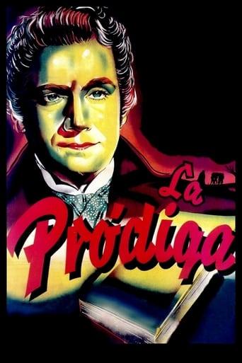 Poster of La pródiga