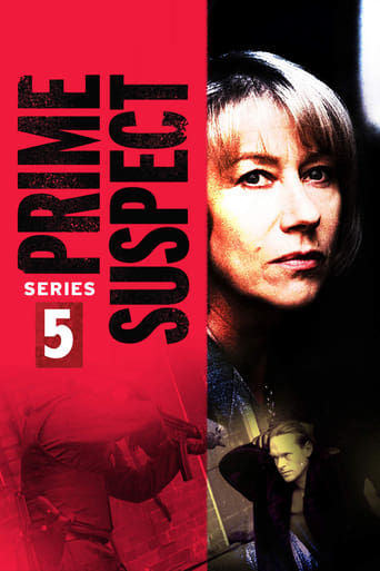 Prime Suspect Poster