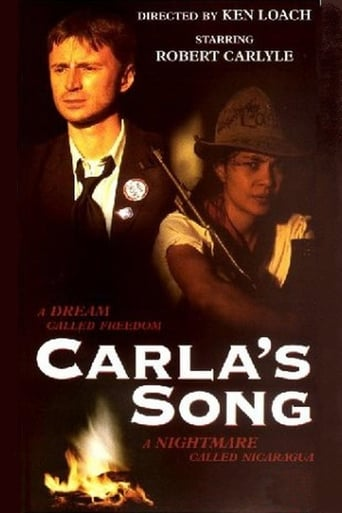 Poster of Carla's Song fragman