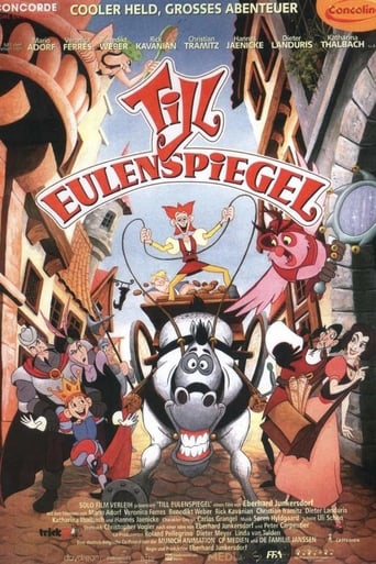 Till Eulenspiegel - Animation / 2003 / ab 0 Jahre