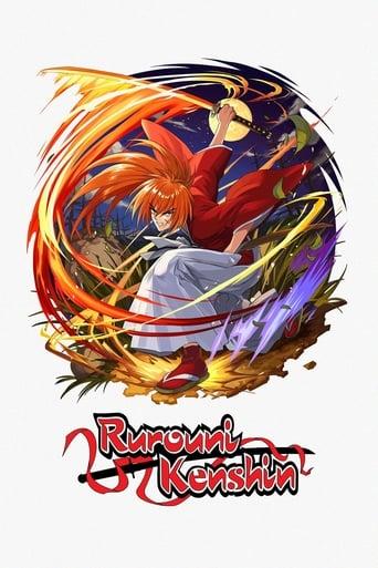 poster of Rurouni Kenshin