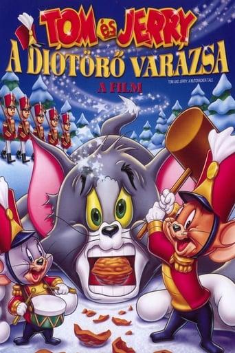 Poster of Tom és Jerry - A diótörő varázsa