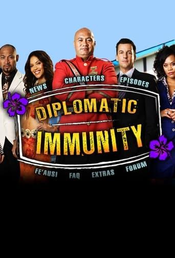 Poster of Diplomatic Immunity