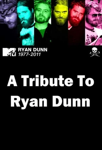 Poster of A Tribute to Ryan Dunn