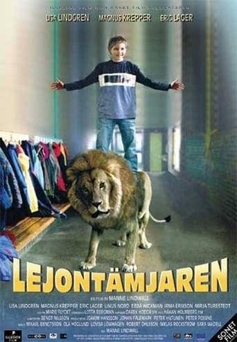 Poster of Lejontämjaren