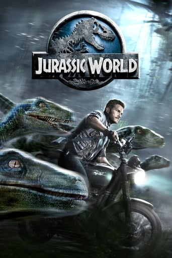 Poster of Jurassic World