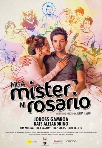 Poster of Rosario's Husbands