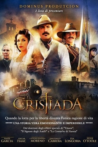 Poster of For Greater Glory: The True Story of Cristiada