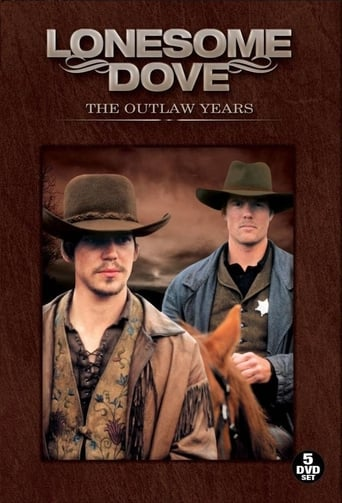 Poster of Lonesome Dove: The Outlaw Years